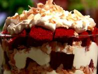 No-Recipe Red Velvet Trifle