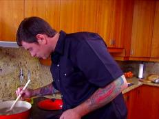Cooking Channel serves up this Mamie's Chicken Stew recipe from Chuck Hughes plus many other recipes at CookingChannelTV.com