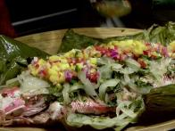 Mutton Snapper and Mango Salsa