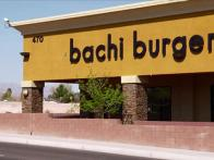 Burgers Go Asian at Bachi