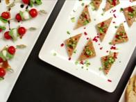 Five Appetizers for $25