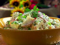 Cooking Channel serves up this The Son's Potato Salad recipe from Bobby Deen plus many other recipes at CookingChannelTV.com
