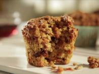 Healthy Morning Glory Muffin