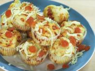 Fried Lemons, Pizza Cupcakes