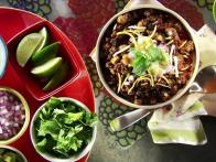 Kelsey's Healthy Bison Chili