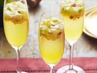 Sparkling Cider Cocktail