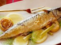 Fennel-Roasted Whole Mackerel