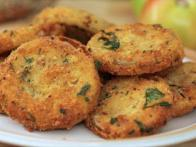 Fried Pickled Green Tomatoes