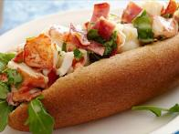 Lightened-Up Lobster Roll