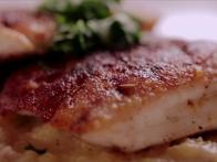 Lafayette: Redfish and Polenta