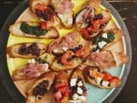 'Little Toast' Crostini Snacks