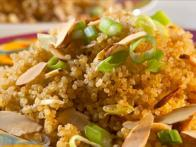 Warm Quinoa Super-Grain Salad