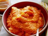 Alex's Mashed Sweet Potatoes