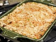 Chestnut-Chanterelle Stuffing