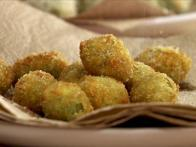 Stuffed and Fried Bar Olives
