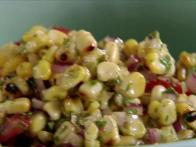 Fresh Charred-Corn Salad