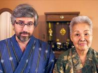 Mo and Miyoko on Soup and Sake