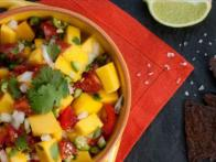 Kelsey's Lime and Mango Salsa