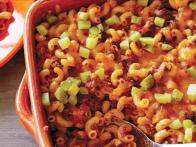 Sloppy Joe Macaroni Casserole