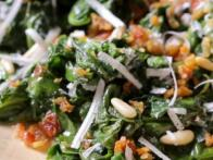 Sauteed Chard With Pancetta