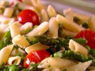 Asparagus and Tomato Penne