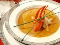Nadia's Creamy Lobster Bisque