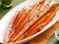 Alex's Brown Sugared Carrots