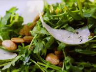 Arugula Salad with Truffle Oil