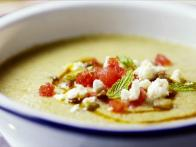 Cucumber and Mint Gazpacho