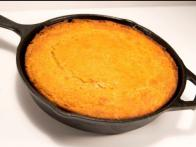 Sweet Potato Cornbread