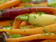Sweet and Savory Baby Carrots