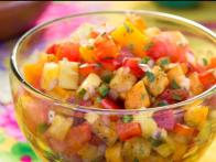Tiffani's Tropical Salsa