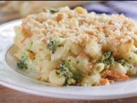 Veggie Mac and Cheese