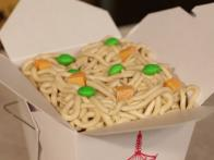 Lo Mein Cupcakes