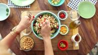 Pasta Salads for Mom and Baby