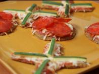 Tic-Tac-Toe Pizza Recipe