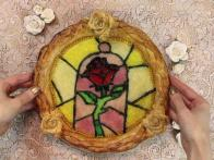 Enchanted Rose Pie