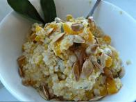 Fall Fest: Pumpkin Risotto