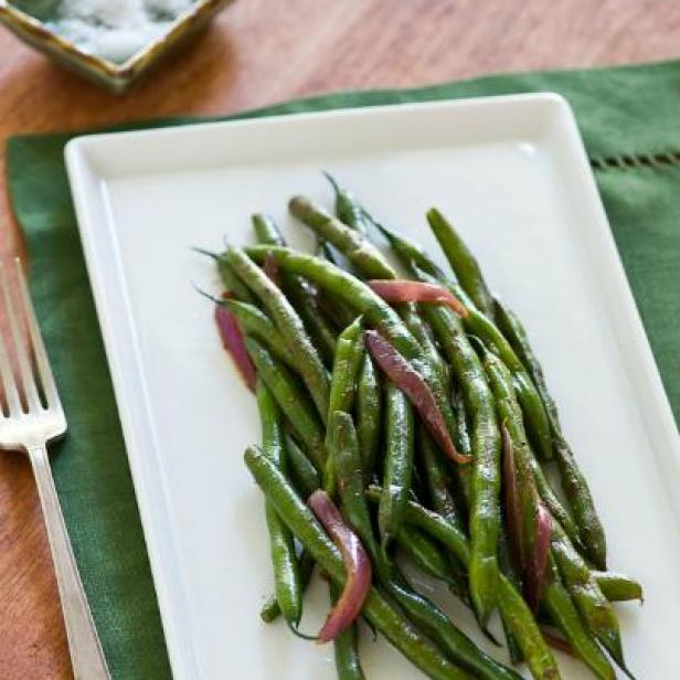 Five-Spice Green Beans Recipe