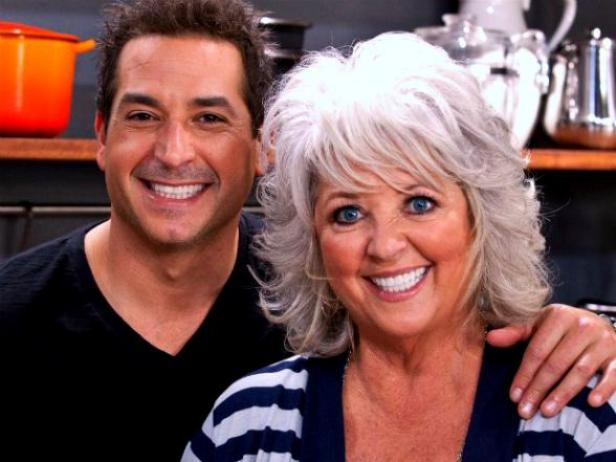 Bobby and Paula Deen