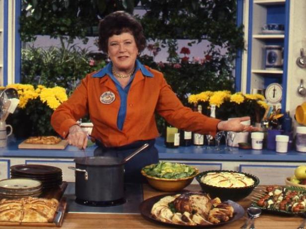 Julia Child, National Women's History Month, Food Porn Friday
