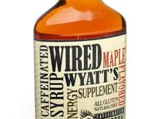 Now there's caffeinated maple syrup to kick start your day.