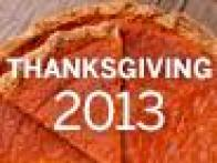 Thanksgiving Week on Cooking Channel