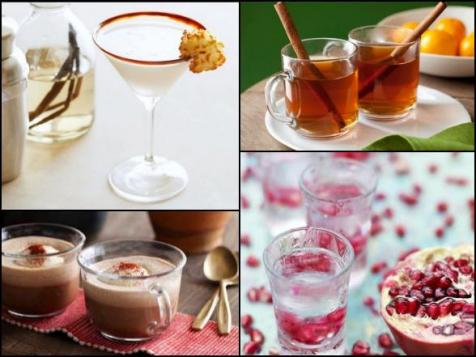 Incorporate Seasonal Flavors into Cocktails at Home