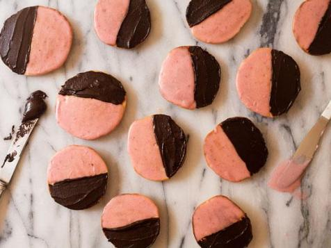 Sifted: Colorful Spring Recipes + Black and Pink Cookies