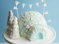 Hump Day Snack: Igloo Cake