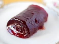 Cooking Channel serves up this Cranberryless Sauce recipe  plus many other recipes at CookingChannelTV.com