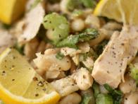 Insalata di Fagioli e Tonno: Tuna and Bean Salad