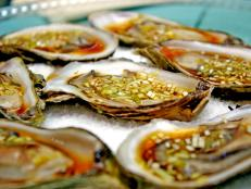 Cooking Channel serves up this Ivan's Oysters recipe from Laura Calder plus many other recipes at CookingChannelTV.com