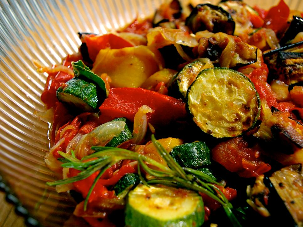 Classic Ratatouille Recipe Food Network